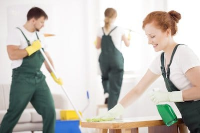 commercial cleaning company in Columbia