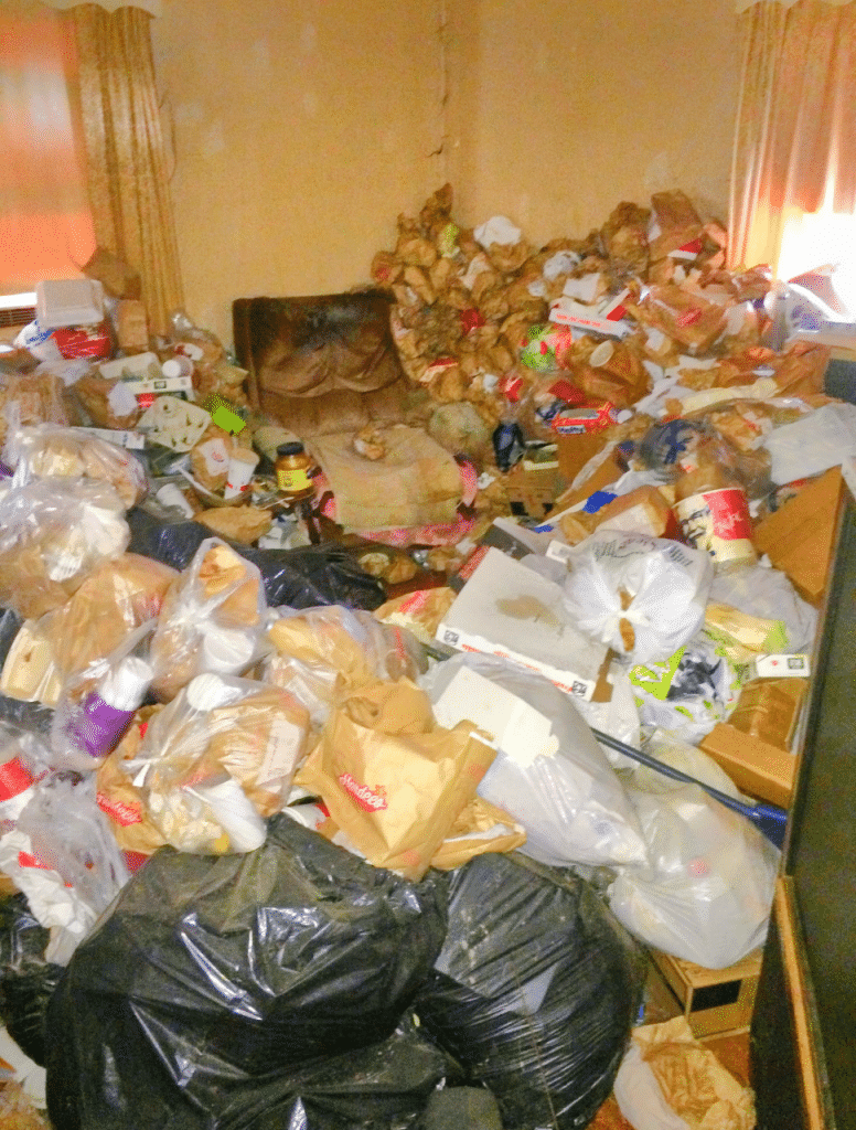 Hoarder Cleaning South Carolina Hoarding Services