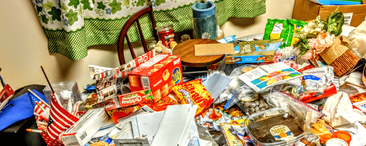 how to help a hoarder clean